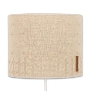 Wandlamp Cable beige - 20 cm
