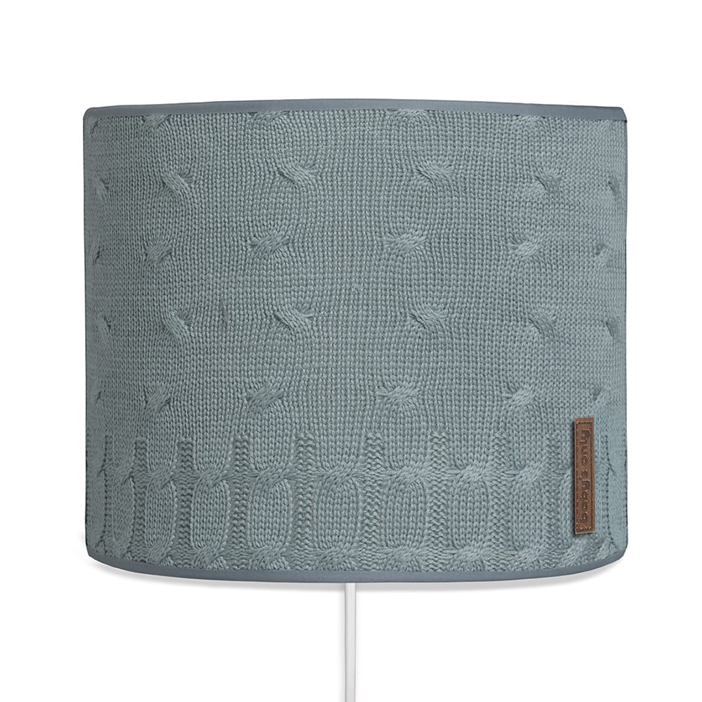 babys only 0134810 wandlamp 20 cm cable stonegreen
