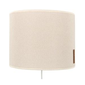 Wandlamp Classic zand - 20 cm