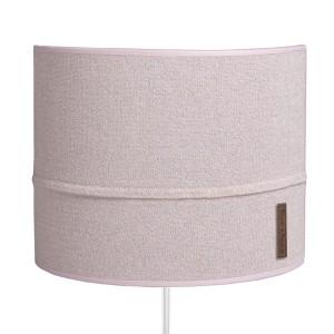 Wandlamp Sparkle zilver-roze mêlee - 20 cm