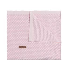 Wiegdeken Sun classic roze/baby roze
