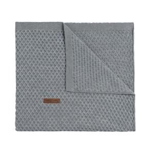 Wiegdeken Sun grijs/zilvergrijs