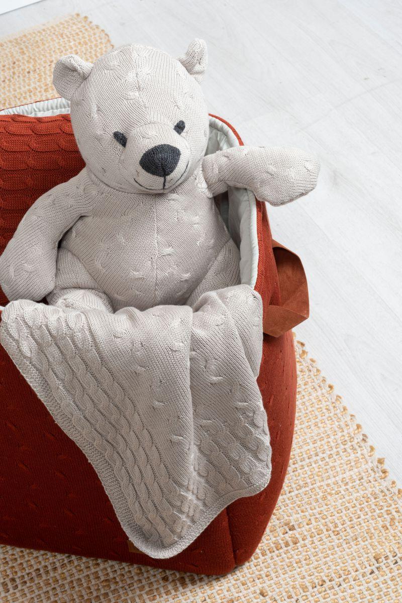 bo013013x48 babys only cable wiegdeken teddy 4