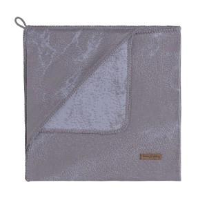 Wikkeldeken Marble cool grey/lila