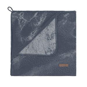 Wikkeldeken Marble granit/grijs