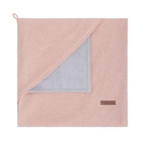 Wikkeldeken soft Classic blush