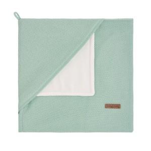 Wikkeldeken soft Classic mint