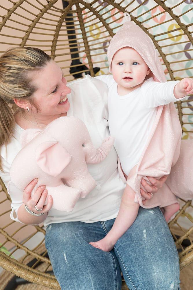 babys only 4024 omslagdoek soft sparkle 1
