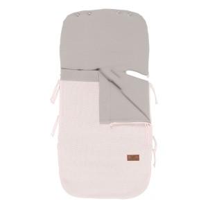 Zomer voetenzak autostoel 0+ Classic roze