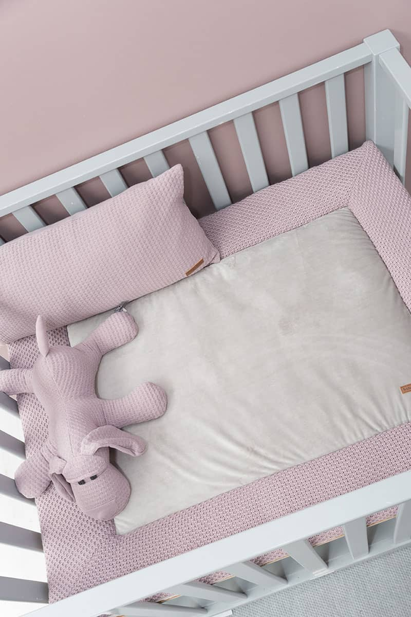 Baby's Only Boxkleed 75x95 Cloud Lavender Roze
