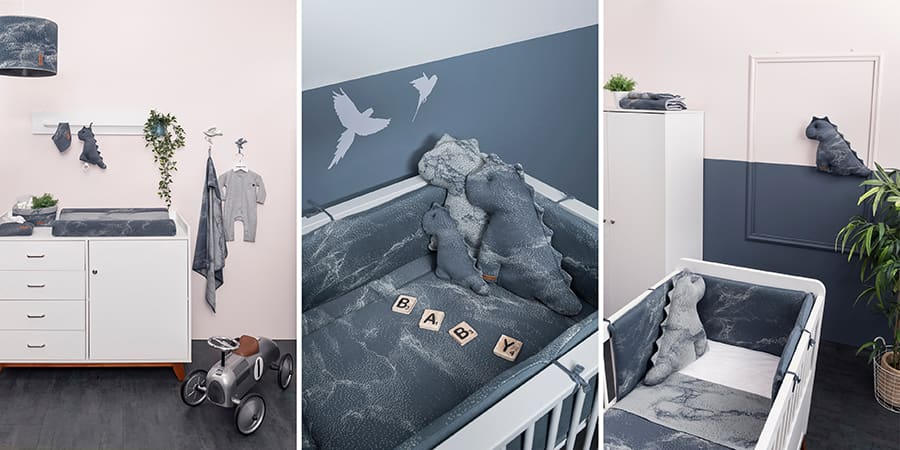 Baby's Only - Marble babykamer